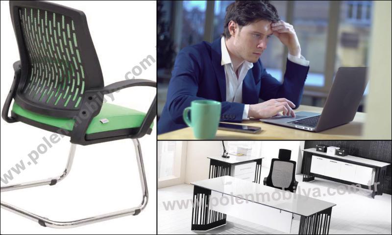 Ergonomik Ofis Mobilyaları ve Verimlilik
