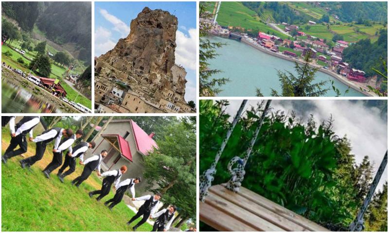 Trabzon'da Kültürel ve Sosyal Faaliyetler