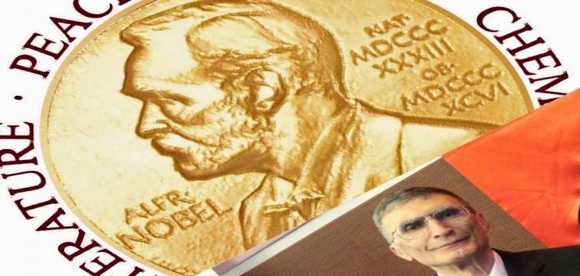 2015 Nobel Kimya Ödülü Türk Asıllı Bilim Adamı Aziz Sancar'a Layık Görüldü