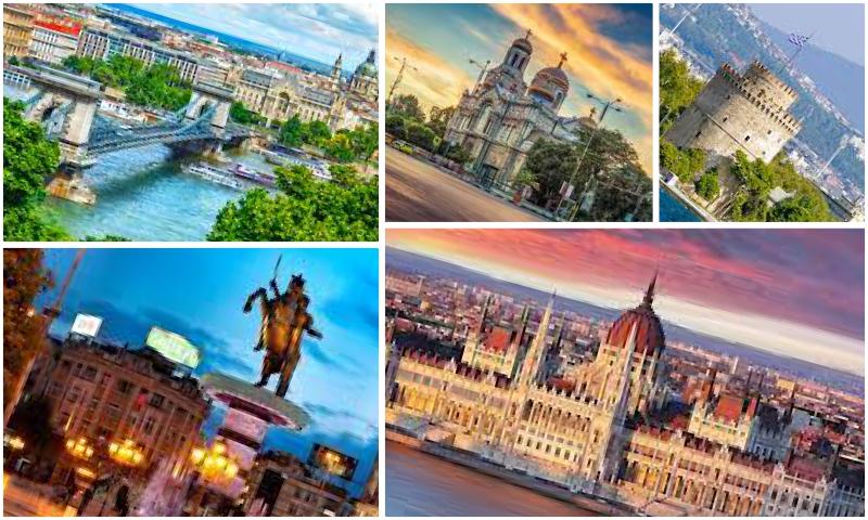 Balkan Ülkelerini Uygun Fiyatlarla Gezin