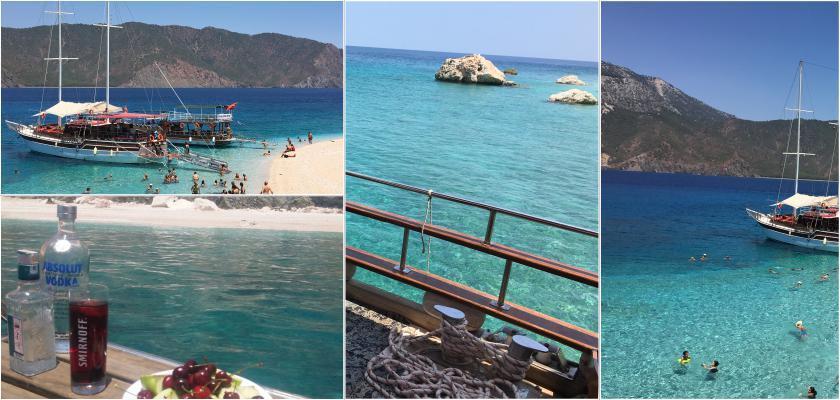 Özel Günleriniz İçin Suluada Tekne Kiralama