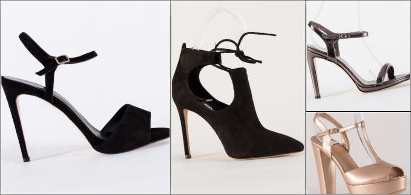 Mezuniyet İçin Topuklu Ayakkabı Modelleri