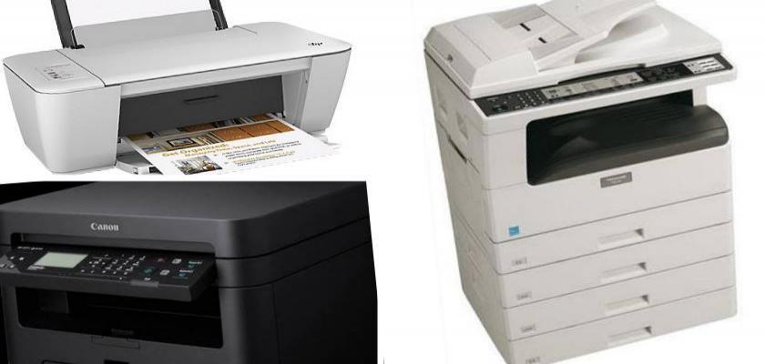 Renkli Fotokopi makinelerinin Özellikleri