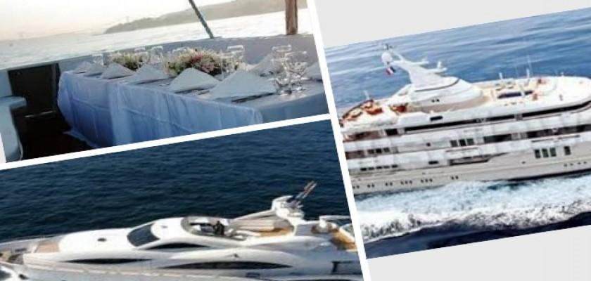 Sevgililer Gününde Tekne Kiralayarak Romantik Bir Gece Geçirebilirsiniz