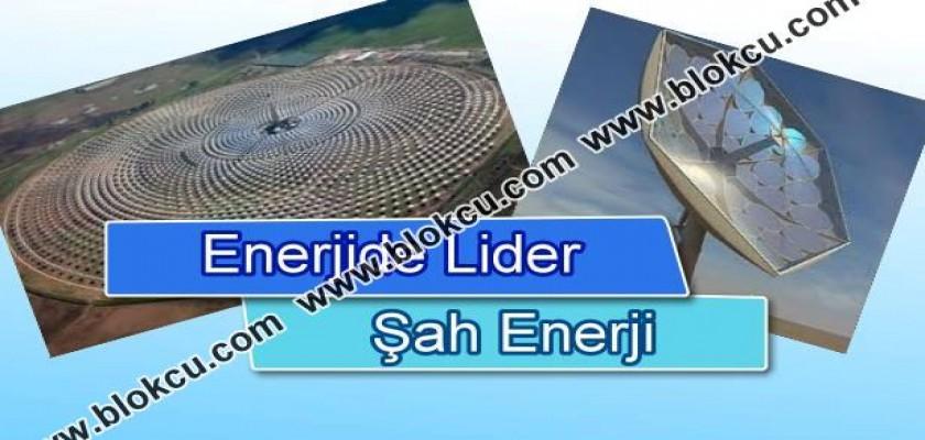 Enerjide Lider Şah Enerji