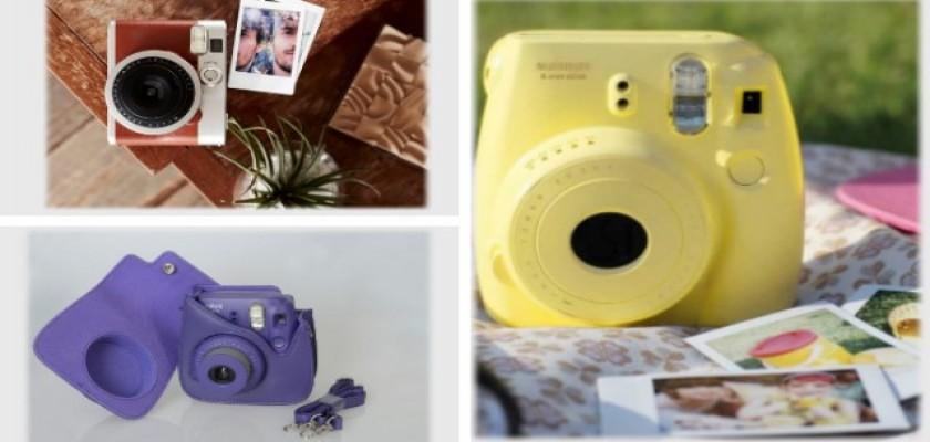 Fujifilm İnstax Fotoğraf Makineleri ile Anında Fotoğraf Keyfi