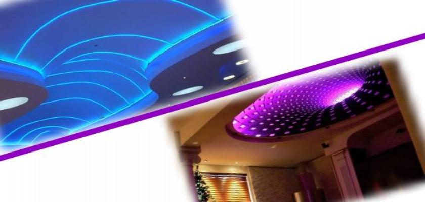 Germe Tavan Tasarımları Kolay Takılıp Kullanılabilmektedir