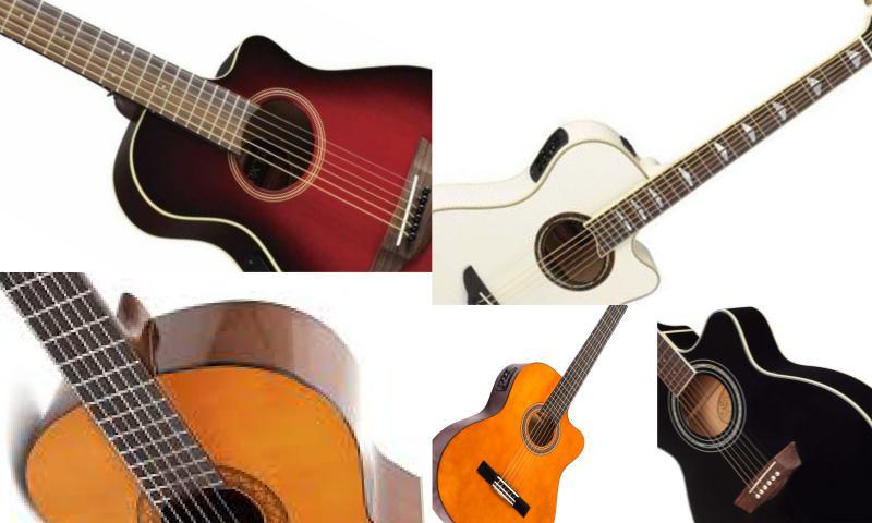 Akustik Gitarla Klasik Gitar Arasındaki Farklar