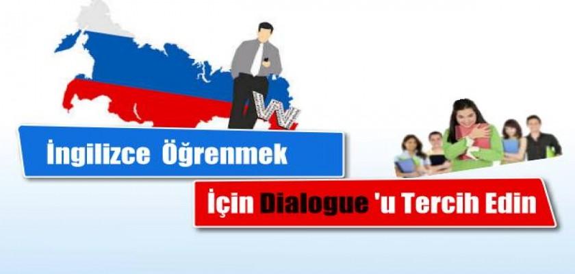 İngilizce Öğrenmek İçin Dialogue 'u Tercih Edin