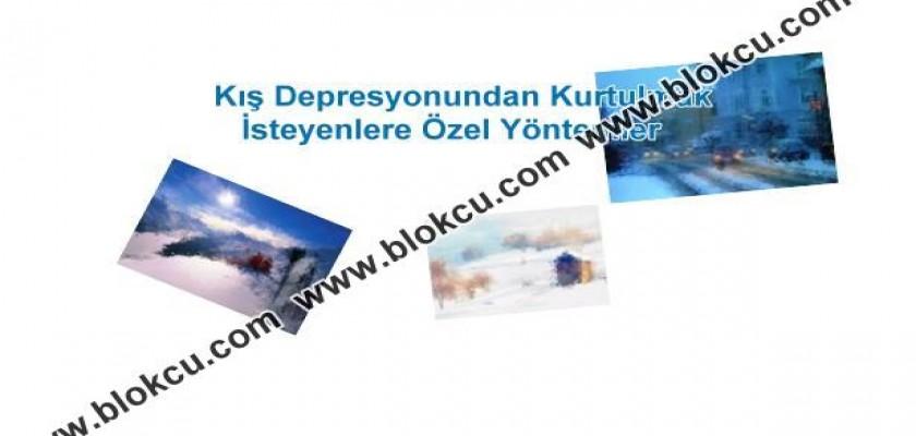 Kış Depresyonundan Kurtulmak İsteyenlere Özel Yöntemler