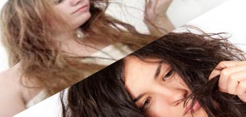 Kuru ve Yıpranmış Saçlar için Bakım Önerileri