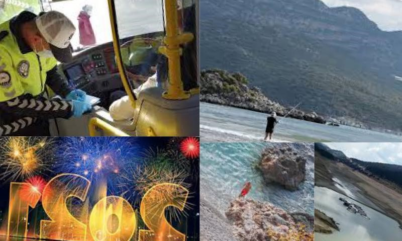 Antalya İli Son Dakika Haberleri