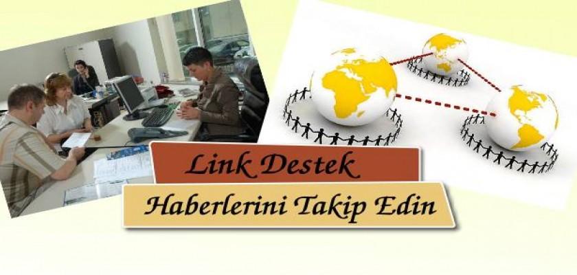Link Destek Haberlerini Takip Edin