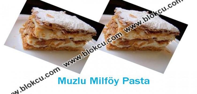 Muzlu Milföy Pasta
