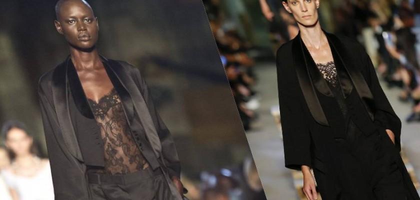New York Moda Haftası'na Givenchy Defilesi Damgasını Vurdu