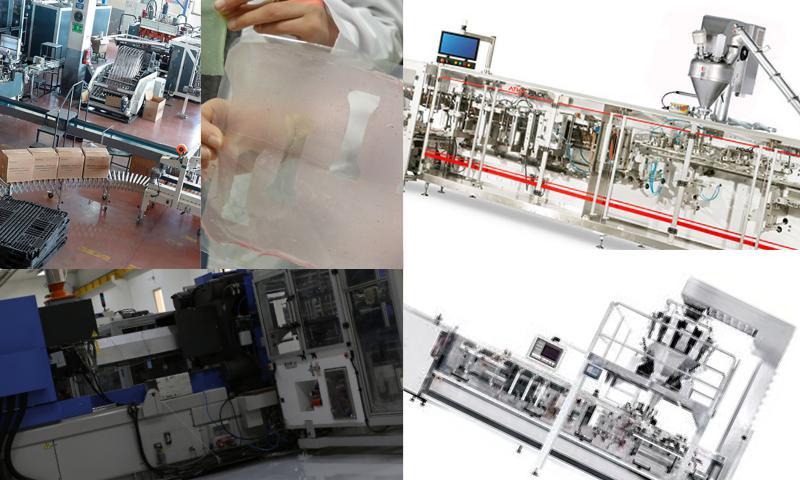 Yufka Paketleme Makinesi ( Bakery packaging machine)