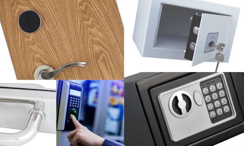 Elektronik Kapı Kilidi İle Güvenlik Önlemlerini Arttırın