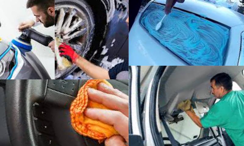 Pratik Otomobil Temizliği Nasıl Yapılır