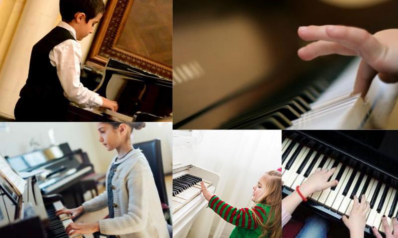 Çocuklarınızın Piyano ile Tanışmasını Sağlayın