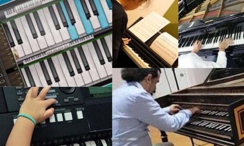 Piyano Kursu Nereden Bulunur?