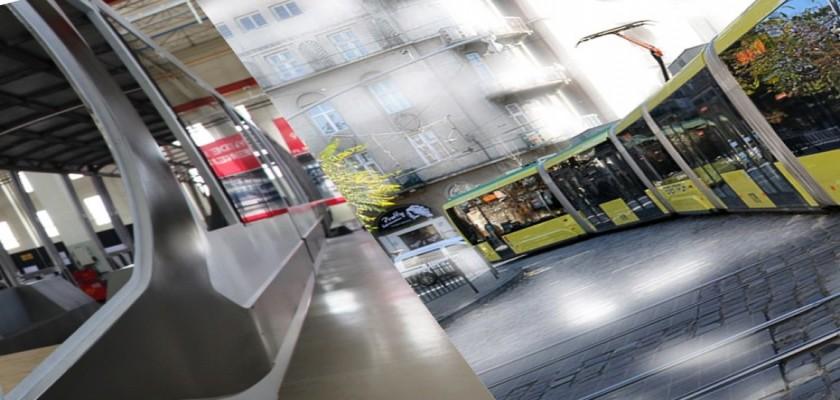 Siemens Gebze'de Tramvay Fabrikası Kuruyor
