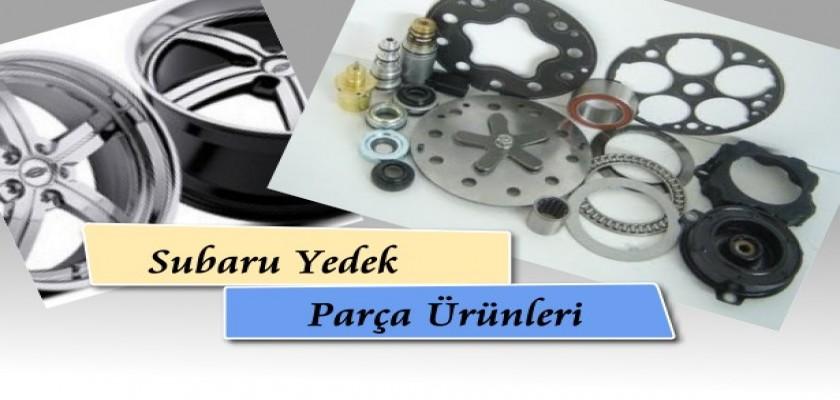 Subaru Yedek Parça Ürünleri