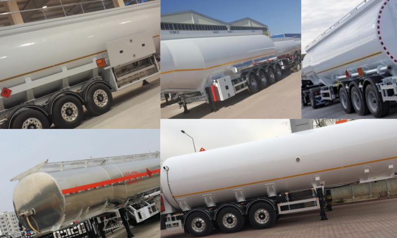 Tanker Semi Trailers