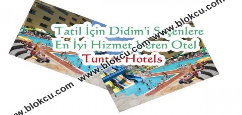 Tatil İçin Didimi Seçenlere En İyi Hizmet Veren Otel