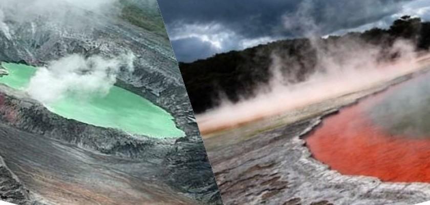 Termal Su Kaynakları Nedir