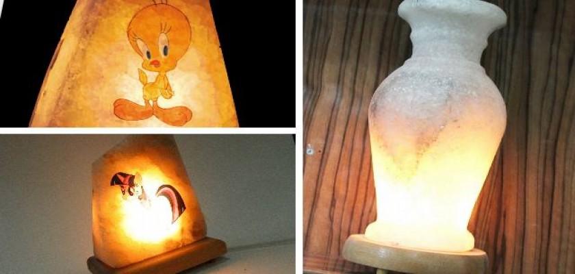Tuz Lambaları Biblo ve Hediyelik Eşyalar