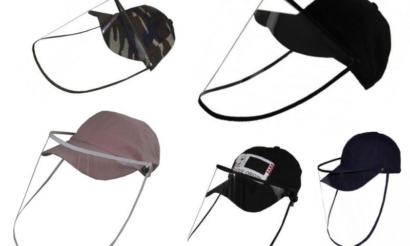 Virüs Korumalı Şapka Modelleri