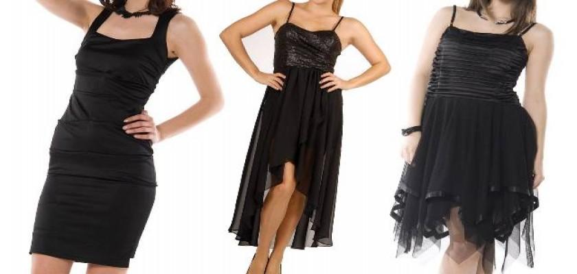 Siyah Abiye Elbise Modelleri Yeni Sezon